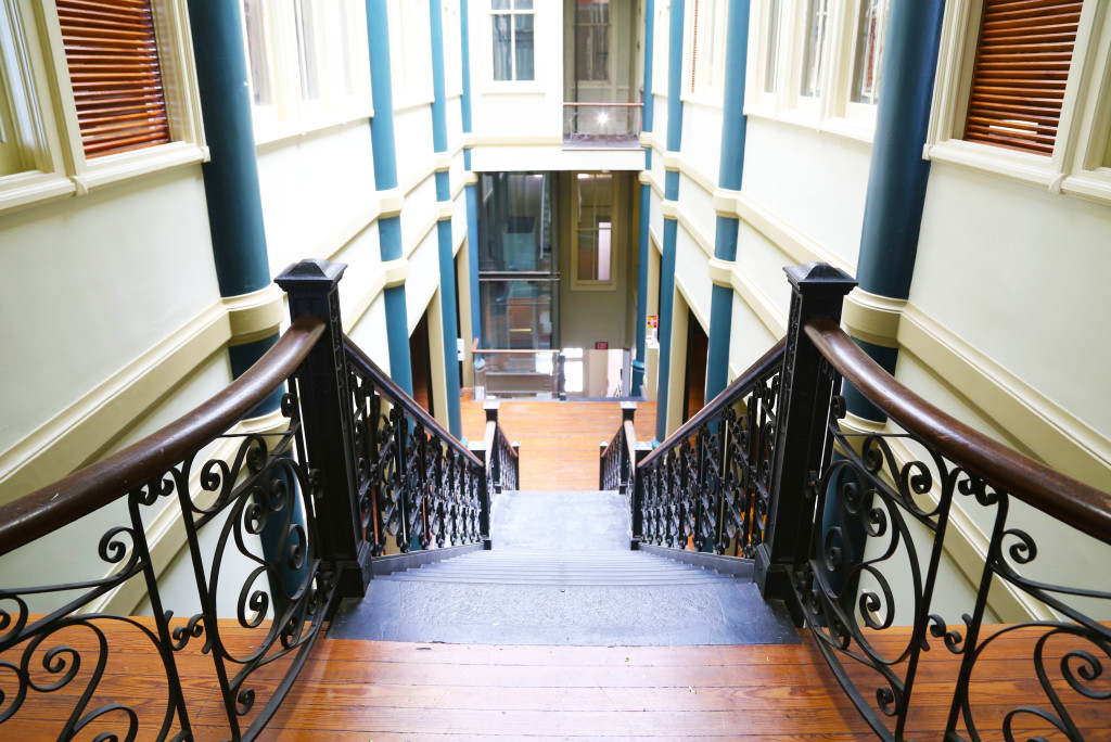Hutchings Sealy Staircase