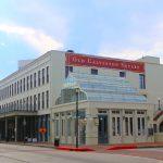 Old Galveston Square Exterior