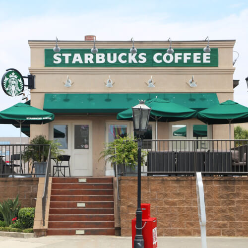 harbor square starbucks galveston