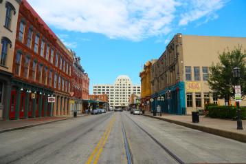 The Strand District Galveston