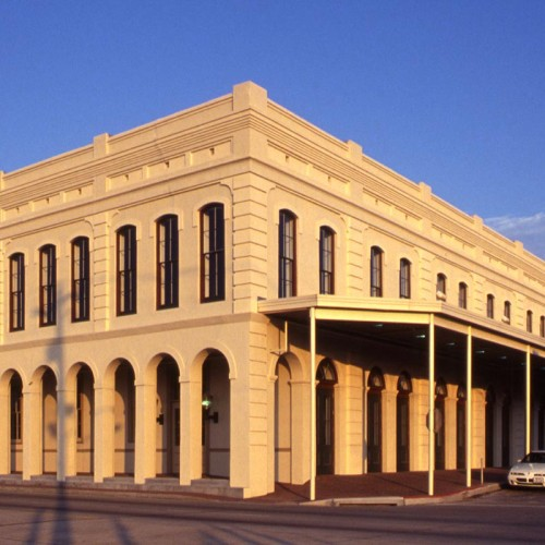 Thompson and Co. Building Galveston