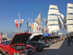 tall ships and car show