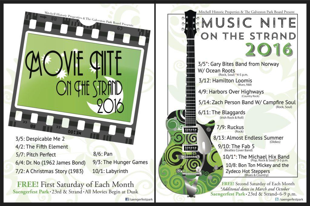 Movie-Music Nite Full Poster 2016