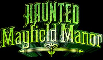 Haunted Mayfield Manor Logo